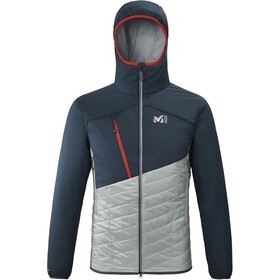 Millet Elevation Airloft Hoodie Men high rise/orion blue
